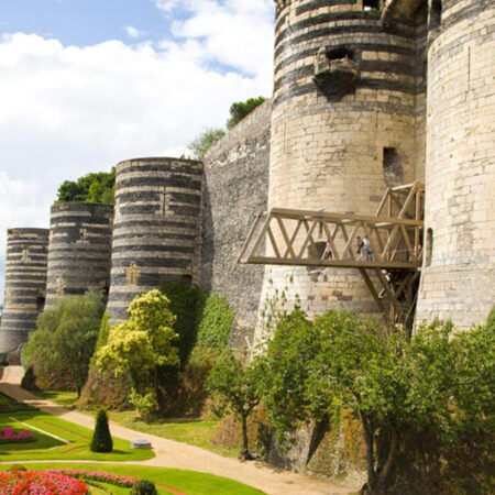 France's heritage site close to Suronde